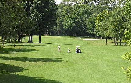 <b>HOLE #5 I PAR 4 I 447 YARDS BLUE TEES </b> 