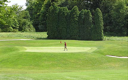 <b>HOLE #6I PAR 4 I 391 YARDS BLUE TEES </b><Br> 
