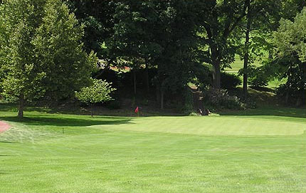 <b>HOLE # 7 I PAR 4 I 389 YARDS BLUE TEES</b> 