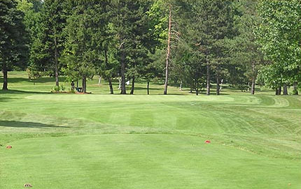 <b>HOLE # 8 I PAR 3 I 219 YARDS BLUE TEES </b><bR> 